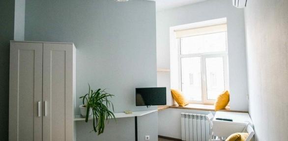Проживание вномере собщей кухней вапартаментах SmartApart
