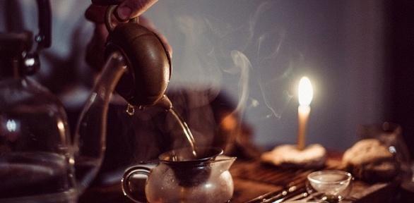 Чайная церемония вмагазине «Китайский чай»
