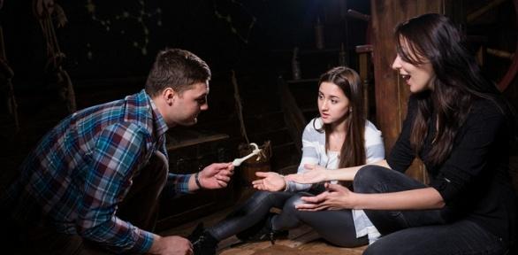 Участие вперформанс-квесте «Вакансия нажертву» откомпании Teatro Quest