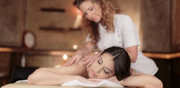 Сеансы массажа для лица итела вкабинете здоровья икрасоты «Надежда»