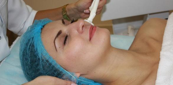 Сеансы омоложения или массажа вцентре лазерной косметологии DeVitta