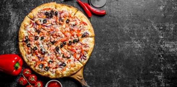 Сеты изнеаполитанских пицц снапитками отдоставки ресторана «Бродвей»
