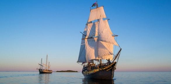 Посещение морского музея «Полярный Одиссей»