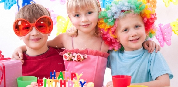 Проведение детского дня рождения отскалодрома Parkrock