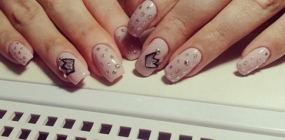 Маникюр, педикюр, наращивание ногтей вShop &Nail Studio Nika