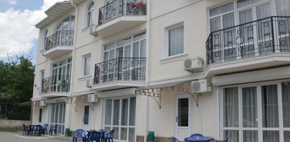 Отдых вКрыму вномере выбранной категории вапартаментах «Арго»