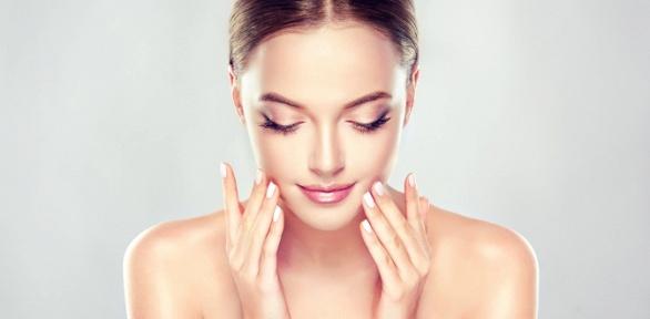 Подтяжка лица, введение инъекций вклинике SkinLazer