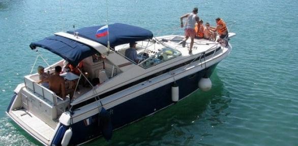 Рыбалка ипрогулка наяхте поЧерному морю откомпании «Отдых наморе»