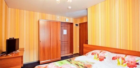 Отдых вномере выбранной категории вапарт-отеле «Южный»