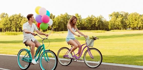 Прокат велосипеда от«Амакс Золотое кольцо»