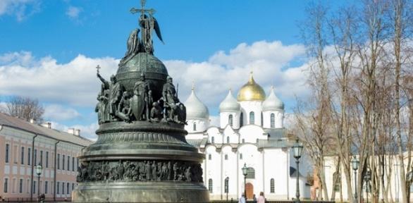 Тур вВеликий Новгород откомпании «Рускеала»