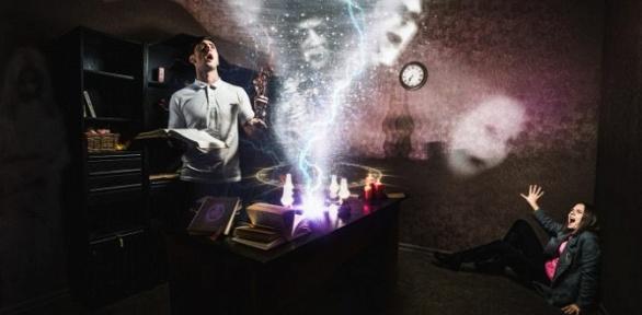 Прохождение квеста «Проклятый дом» отквест-проекта «Элизиум»