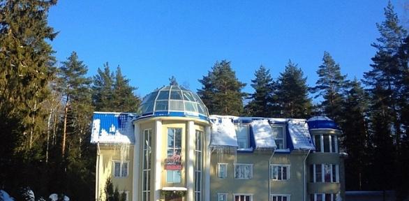 Отдых спитанием, посещением сауны или без варт-отеле «Караськово»
