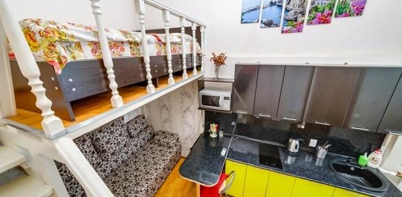 Отдых в«Апартаментах наПушкинской, 74»