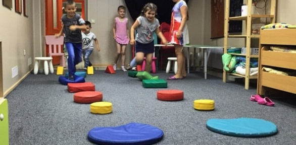 Занятия для детей понаправлению вразвивающем центре «Бэби Сан»