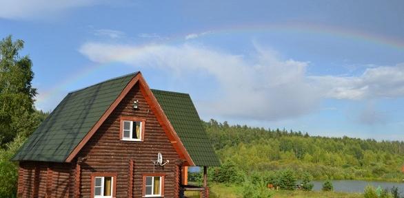 Проживание вкоттедже ссауной или баней набазе отдыха «Литвиново»