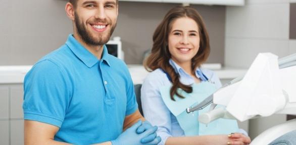 Стоматологические процедуры вклинике «Авиценна»