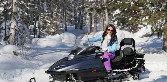 Отдых по пакету Extrim с катанием на снегоходах от клуба «Квадрик-Казань»