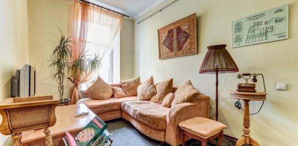 Отдых в«Гостевых комнатах наНевском проспекте, 47»