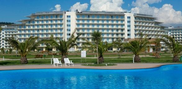 Отдых зимой или наНовый год в«Сочи Парк Отеле» оттуркомпании Mama Travel