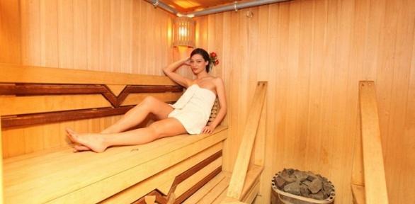 Посещение сауны сджакузи всалоне «Тайская экзотика»