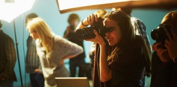 Экспресс-курс пофотографии отфотошколы PhotoCity