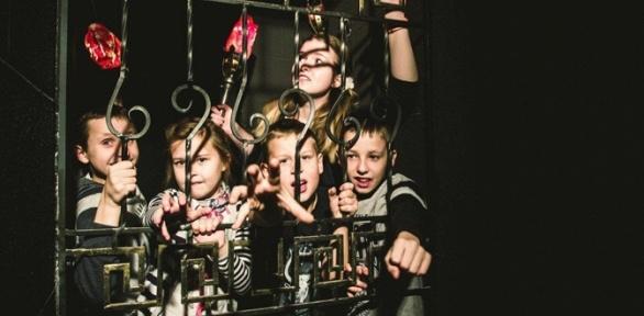 Участие вреалити-квесте для детей «Вгостях уМинотавра» откомпании Quest