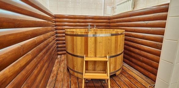 Финская сауна или русская баня вцентре-сауне «Гармония души &тела»