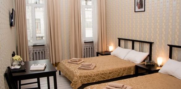 Отдых висторическом центре Санкт-Петербурга вмини-отеле «Викена»