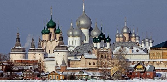 Двухдневный тур погородам Золотого кольца России