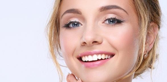 Отбеливание зубов либо гигиена полости рта встоматологии «Олимп»