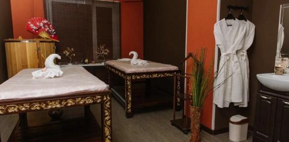 Традиционный тайский, арома-oil-массаж или SPA-программа всалоне «Тай Сан»
