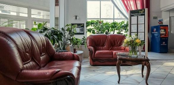 Оздоровительный отдых слечебными процедурами всанатории «Ясные зори»
