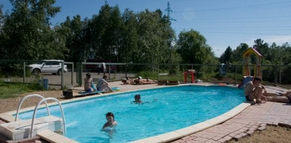 Отдых напобережье реки Ангары вгостинице «Прибайкальская»