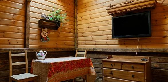 Отдых сзавтраком в«Гостевом дворике Веры Федоровны»
