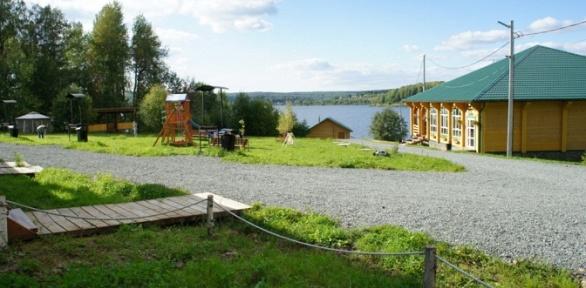 Отдых втуристической деревне «Поляна»