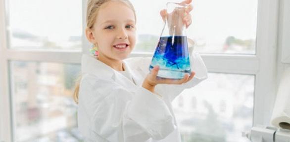 Научные занятия или мастер-классы отклуба «Фарадей»