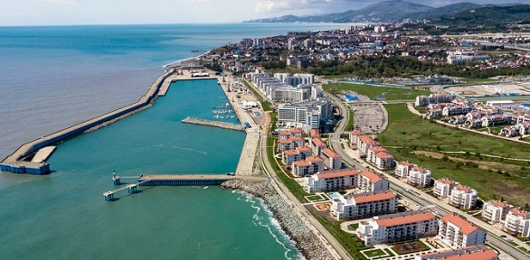 Отдых вСочи наберегу Черного моря вгостевом доме «Гармония»