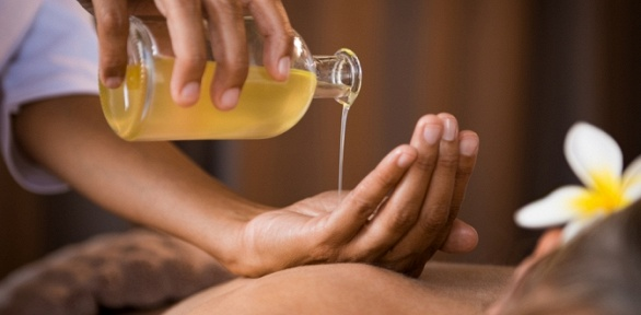 1, 3или 5сеансов ароматического oil-массажа встудии SPA Relax Massage