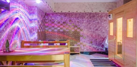Отдых сrelax-массажем ипосещением сауны или без вкомплексе «Елена»