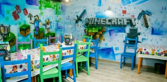Бронирование комнаты идень развлечений вТРЦ «Мозаика» впарке Joki Joya