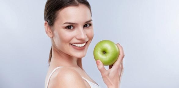 УЗ-чистка, шлифовка, полировка, фторирование зубов вклинике «Медлайн»