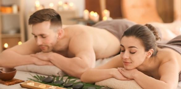 Романтическое SPA-свидание вмассажном салоне «SPA массаж»