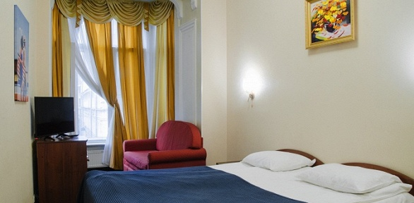 Отдых вотеле Antares byCenter Hotels