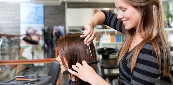 Стрижка, окрашивание, восстановление волос встудии «Жемчужина»