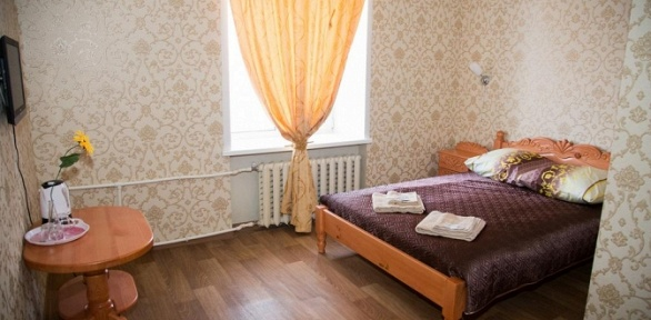 Отдых вномере выбранной категории вотеле «Виктория»