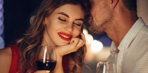 Романтический ужин вкафе «Небо золотое»
