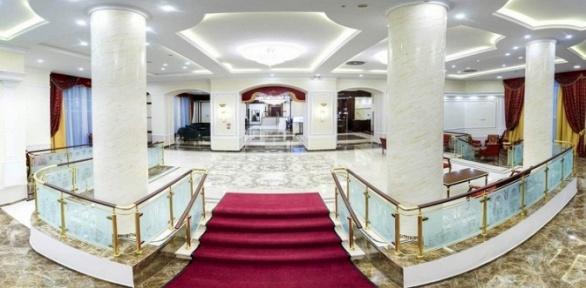 Отдых вцентре Ярославля в«Ринг Премьер Отеле»