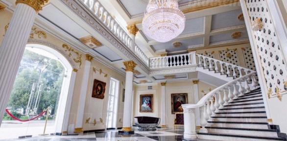 Отдых спитанием вVnukovo Village Park Hotel