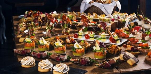 Фуршетный сет откомпании Munster Catering